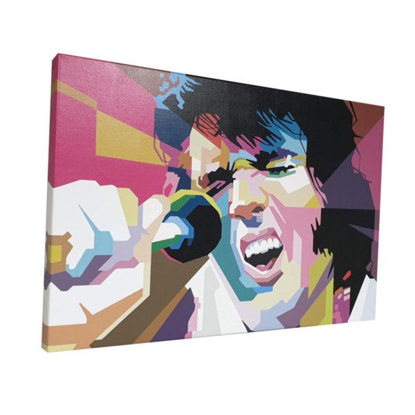 Elvis Canvas