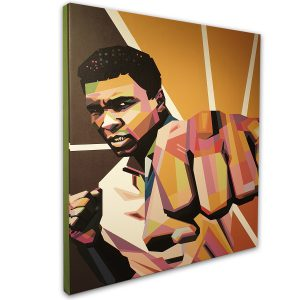 Muhammad Ali Canvas
