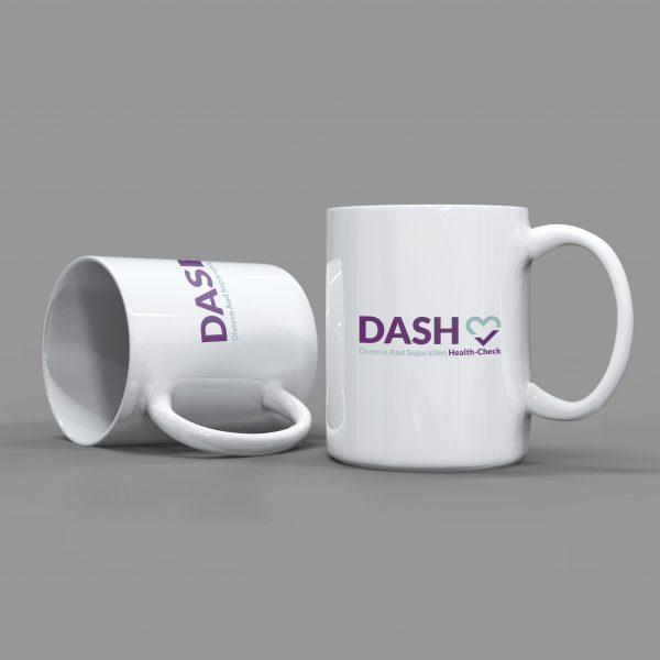 Dash Logo Mug