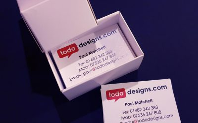 High Quality Business Cards – Printing Service Hull, Chanterlands Avenue, UK