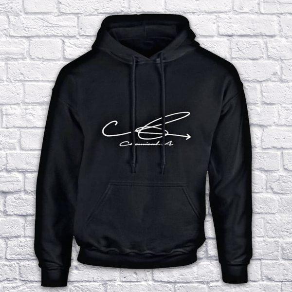 Chemical A black hoodie