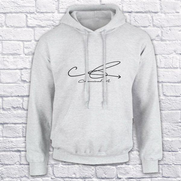 Chemical A grey hoodie