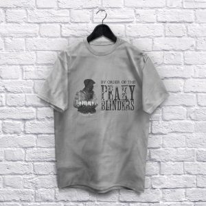 Peaky Blinders Grey T shirt