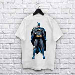 Batman white T-Shirt