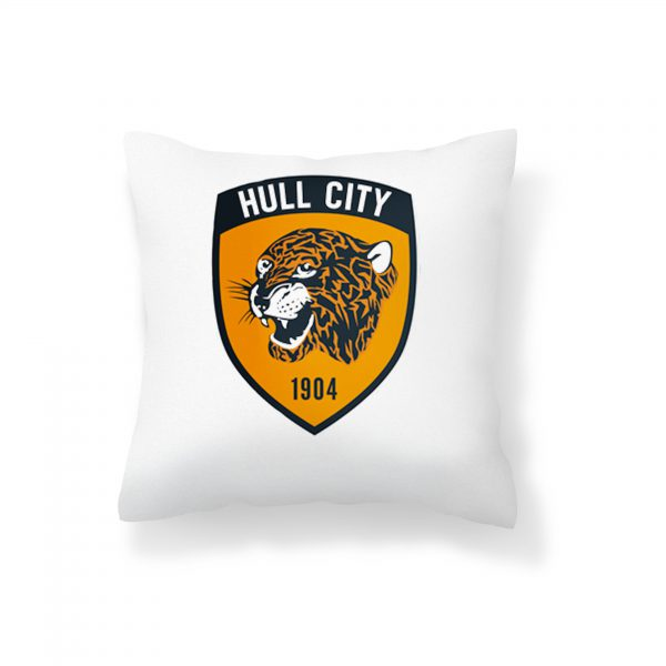 Hull City Cushion