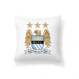Man city cushion