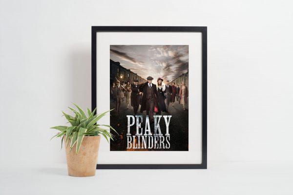 Peaky Blinders Picture Frame