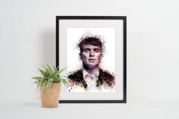 Peaky Blinders Tommy Picture Frame