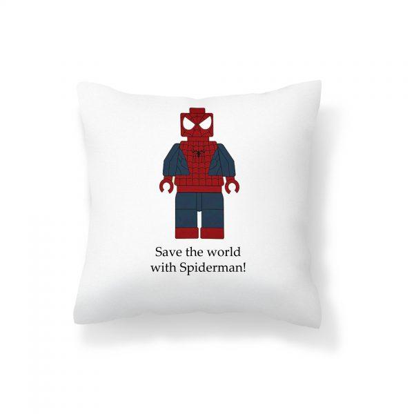 Spiderman cushion