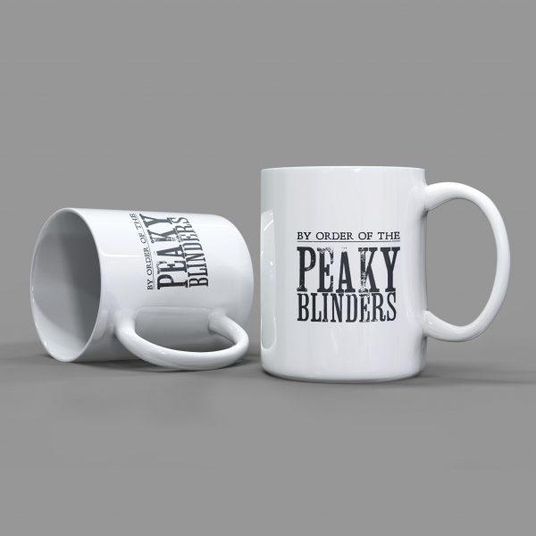 peaky blinders mug