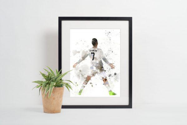 Cristiano Ronaldo Picture Frame