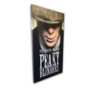 By Order Of The Peaky blinders canvas print