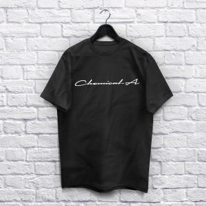 Chemical A Black T-Shirt