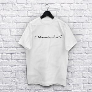 Chemical A White T-Shirt