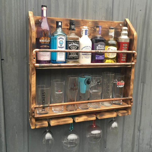 Copper GIn Bar 2