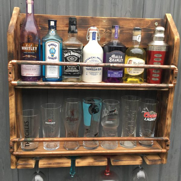 Copper GIn Bar