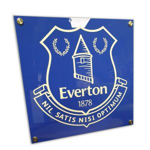 Everton Acrylic sign