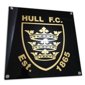Hull F.C Acrylic Sign