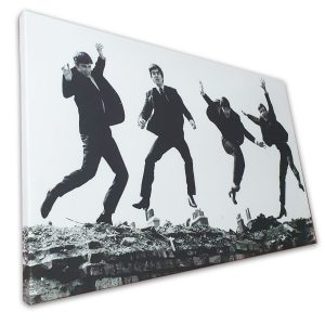 The Beatles Canvas 24x40