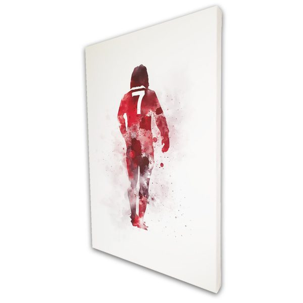 George Best Canvas 20x30