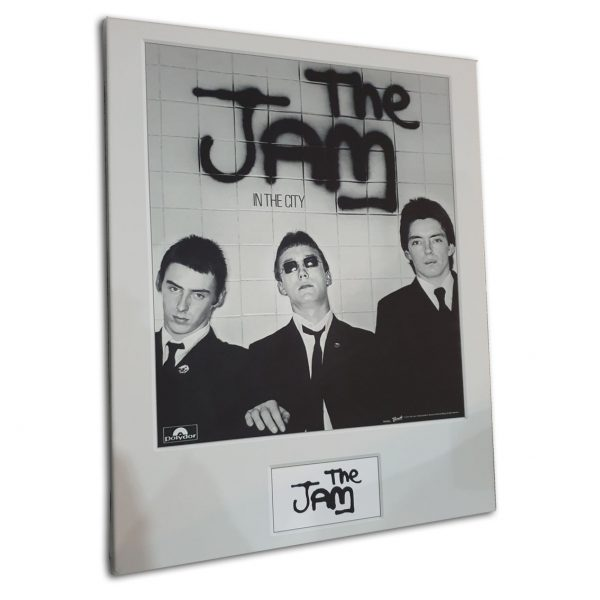 The Jam 20x16 inches
