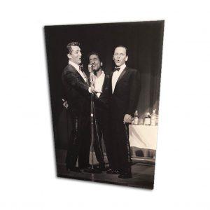 The Rat Pack 20x30 Canvas
