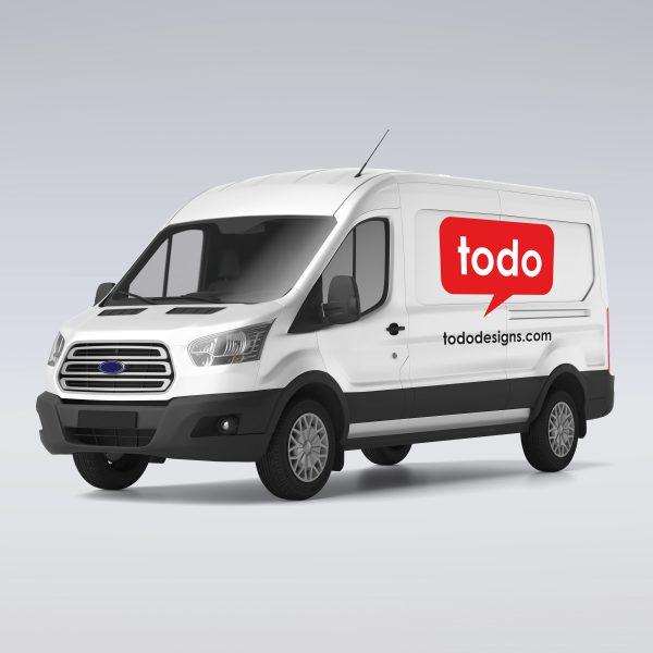 Van Logo Graphic